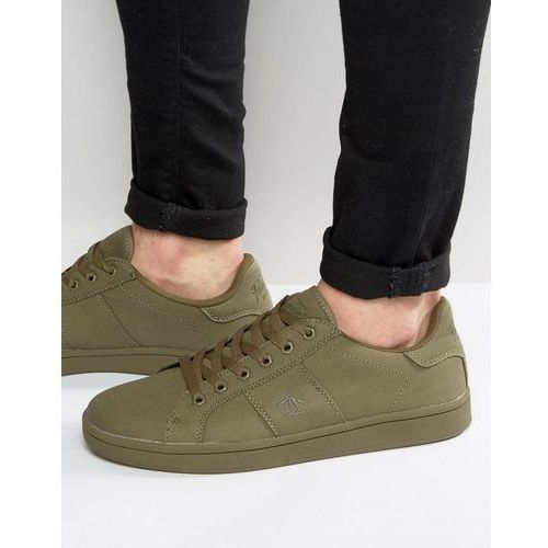 Original penguin  stedman trainers - green