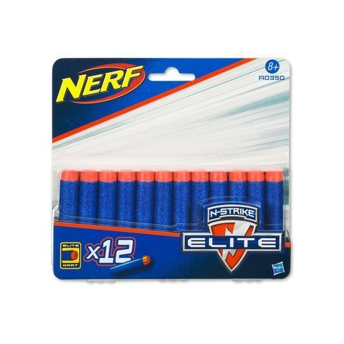 NERF Elite Zestaw 12 strzałek A0350 (5010993305025)