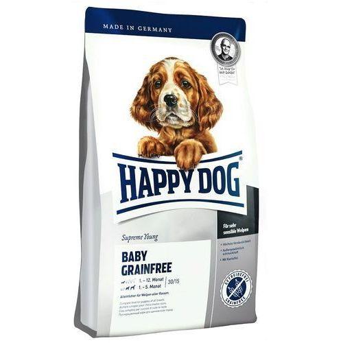 supreme young baby grainfree 4kg marki Happy dog