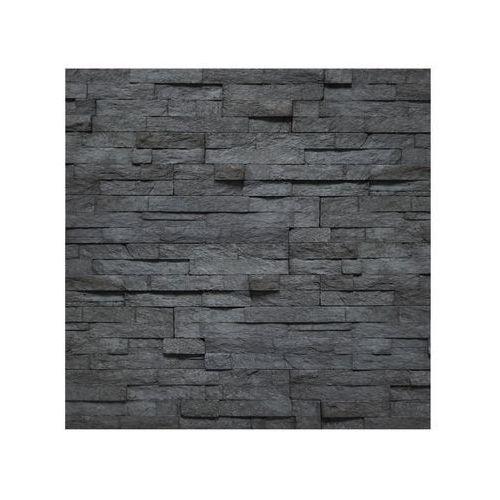 Kamień elewacyjny VERTIGO Grafit 45 x 10 cm STEINBLAU (5902406631985)
