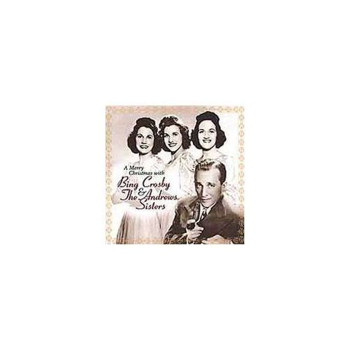 Mca Merry christmas with bing crosby & andrews sisters (0008811233723)