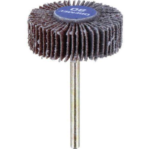 Dremel Tarcza płatowa 504, 4,8 mm, śr. trzpienia 3,2 mm, ziarnistość: 80, 1 szt. (8710364015269)