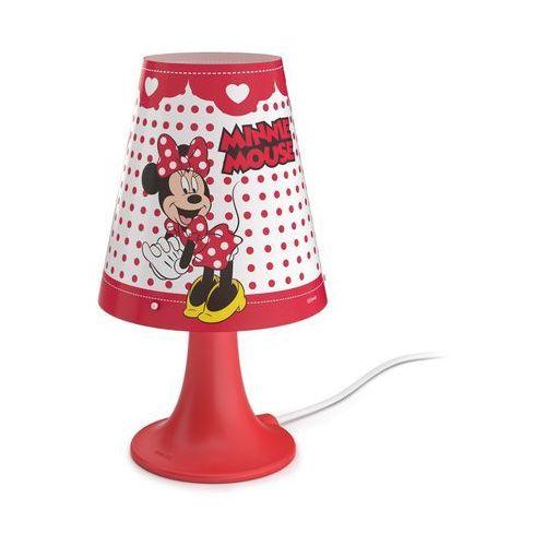 Philips 71795/31/16 - Lampa stołowa dla dzieci DISNEY MINNIE MOUSE LED/2,3W/230V (8718696130438)