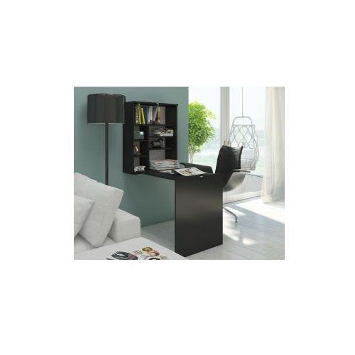 Biurko Smart- czarny mat/ czarny mat (5903018210315)