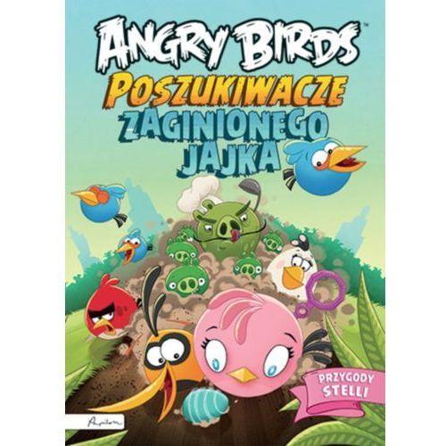 Angry Birds. Poszukiwacze zaginionego jajka. Przygody Stelli (2014)