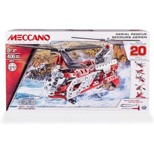 Spin master Meccano model 20 w 1 helikopter