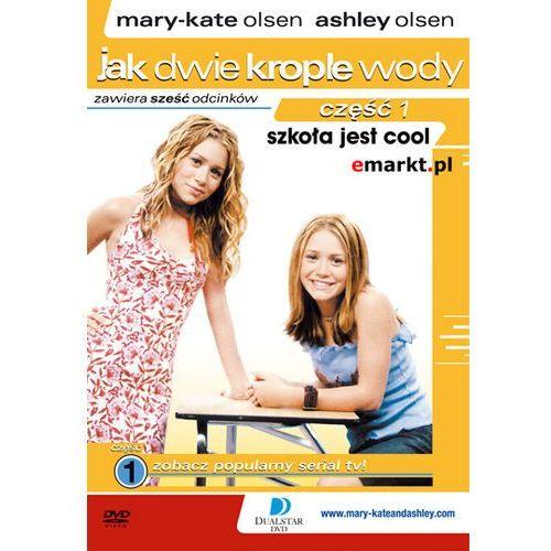 Mary-Kate i Ashley: Jak dwie krople cz.1 - Szkoła jest cool