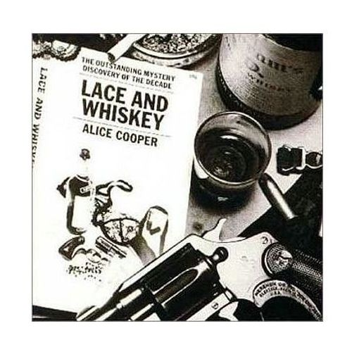 Warner music / warner bros. records Lace & whiskey - alice cooper (płyta cd) (0075992622721)