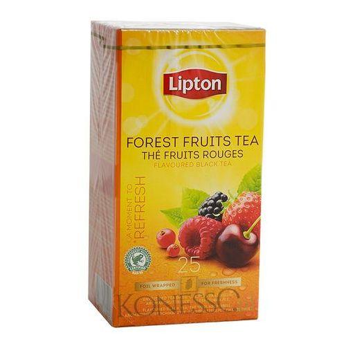 Czarna aromatyzowana herbata Lipton Classic Forest Fruits 25 kopert - produkt z kategorii- Czarna herbata
