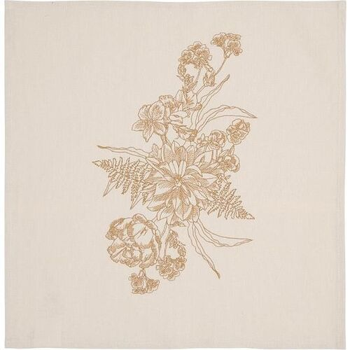 Essenza Serwetka masterpiece 45 x 45 cm piaskowa