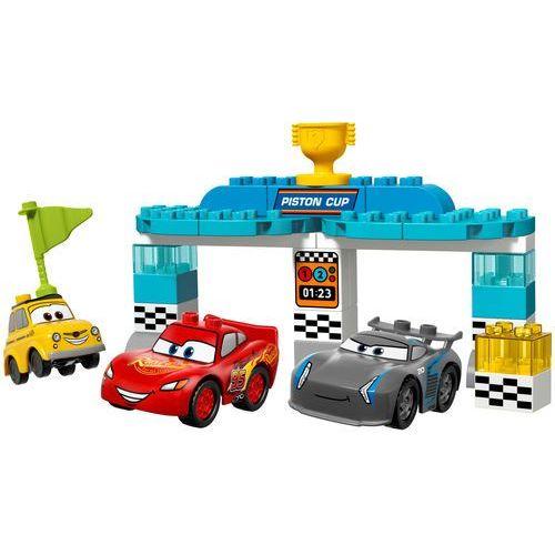 Lego DUPLO Wyścig o złoty tłok piston cup race 10857