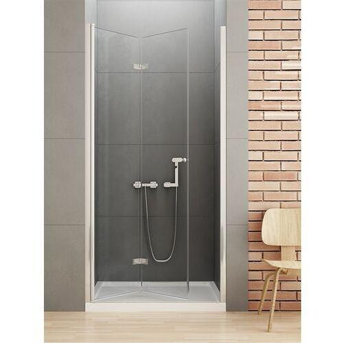 Drzwi prysznicowe 70 cm d-0130a new soleo marki New trendy