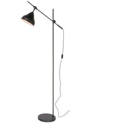 Dordrecht - lampa podłogowa metal szary wys.140-190cm, marki Lucide