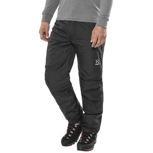 Haglöfs Barrier Spodnie długie Mężczyźni czarny XL 2018 Spodnie turystyczne, kolor czarny