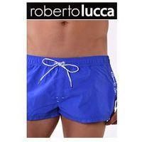 Szorty Kapielowe Męskie Roberto Lucca 70142 MONACO electric blue