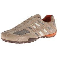 Geox Uomo Snake L męskie sneakersy - beżowy - 47 EU (8053671520867)