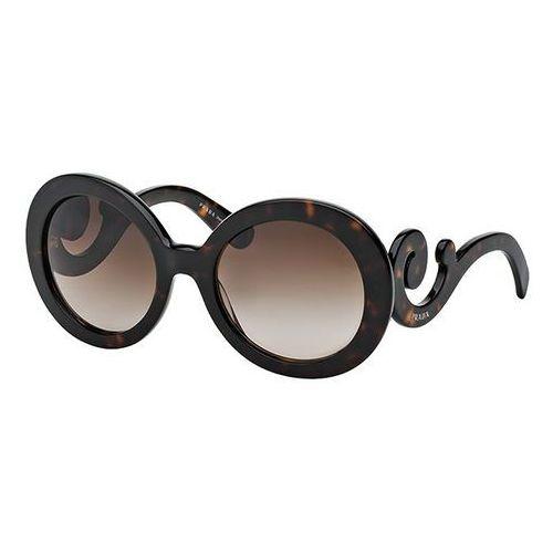 Okulary słoneczne pr27nsa minimal baroque asian fit 2au6s1 marki Prada
