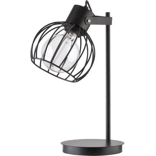 Sigma Luto koło lampka czarny mat 50086