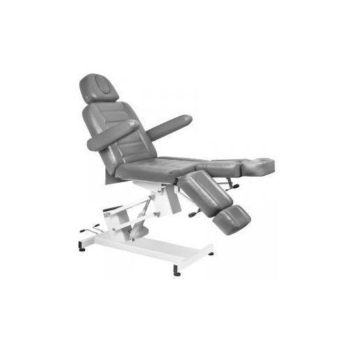 Fotel kosmetyczny elektr. azzurro 706 pedi 1 siln. szary marki Vanity_a