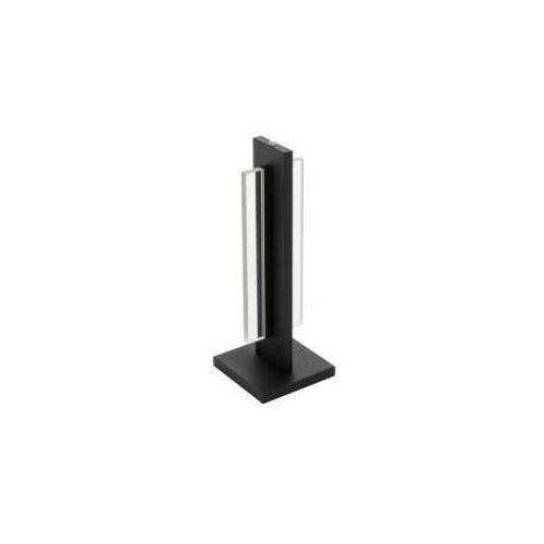 spadafora 98497 lampka lampa stołowa biurkowa 1x15w led czarna marki Eglo