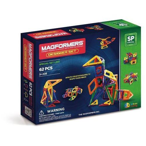 MAGFORMERS Creator designer 62 elementy