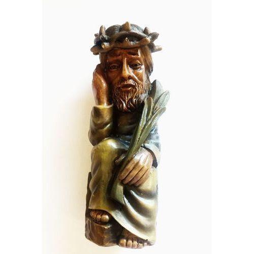 Figurka chrystus frasobliwy marki Praca zbiorowa