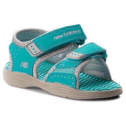 Sandały - k2004grg niebieski marki New balance