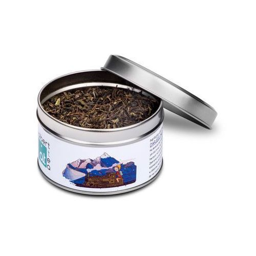 darjeeling ftgfop1 first flush - puszka marki Albert tea