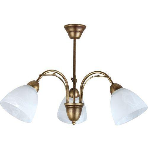 Żyrandol Klara 3 Lampex 504/3 (5902622111025)