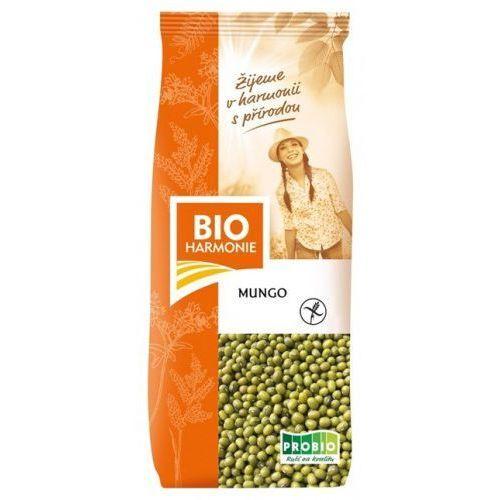 Fasola mung łuskana bio 500g - marki Bioharmonie