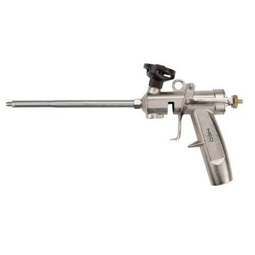 Pistolet do pianki montażowej z mosiężną głowicą 61-011 NEO TOOLS (5907558409123)