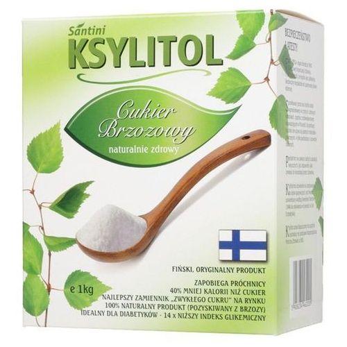 Ksylitol Cukier brzozowy 1kg (5908234462005)