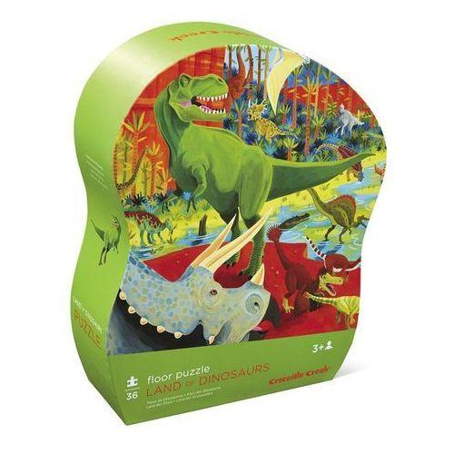 Puzzle 36 el. - Wyspa dinozaurów (0732396407476)