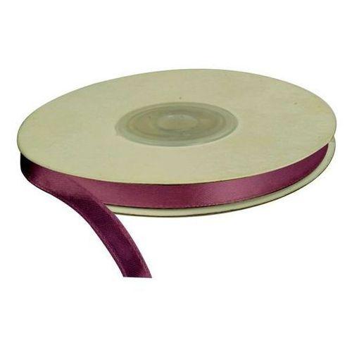 Titanum Wstążka różowa jasna, 25m dł x 6mm szer, craft-fun - jasno-różowy
