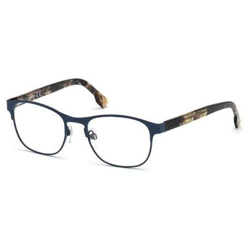 Diesel Okulary korekcyjne  dl5201 091