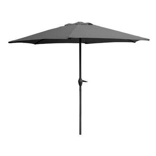 Happy green parasol 230 cm anthracite