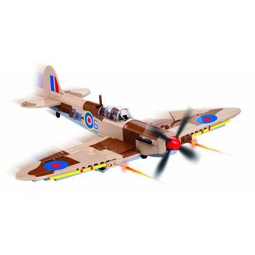 Army Supermarine Spitfire Mk. IX - myśliwiec brytyjski - Cobi Klocki