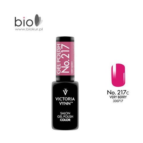 Victoria vynn Lakier hybrydowy gel polish color very berry nr 217 - 8 ml nowość!