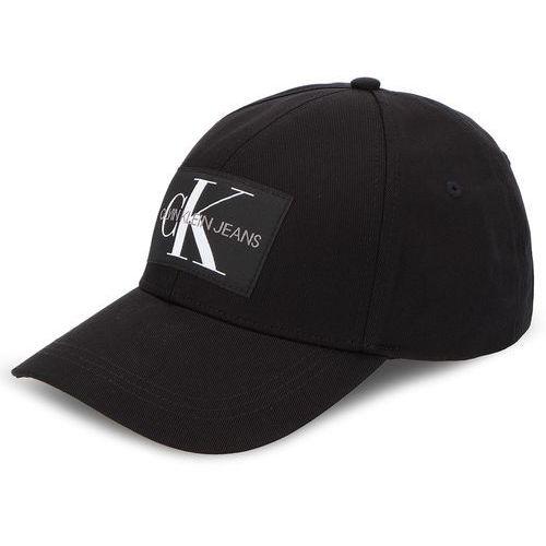 Czapka z daszkiem CALVIN KLEIN JEANS - J Monogram Cap W K40K400753 016, kolor czarny