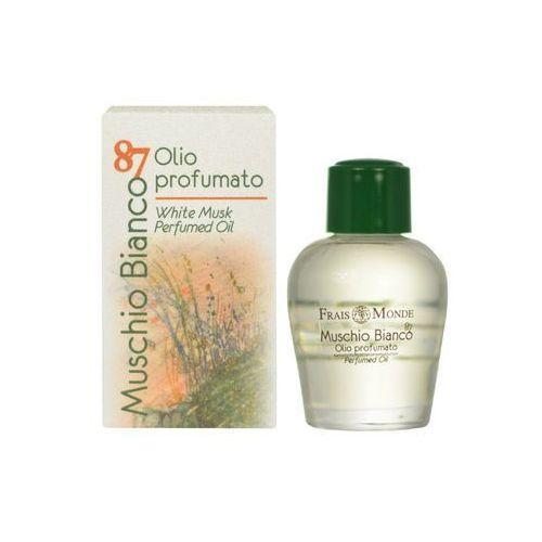 Frais Monde Muschio Bianco 87 White Musk Perfumed Oil 12ml W Olejek perfumowany