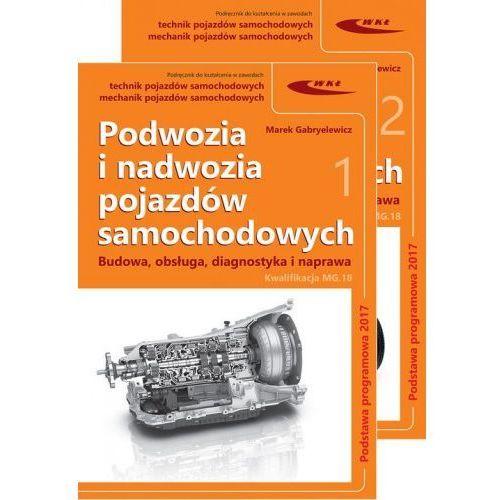 Podwozia i nadwozia pojazdów samochodowych - Marek Gabryelewicz, Marek Gabryelewicz