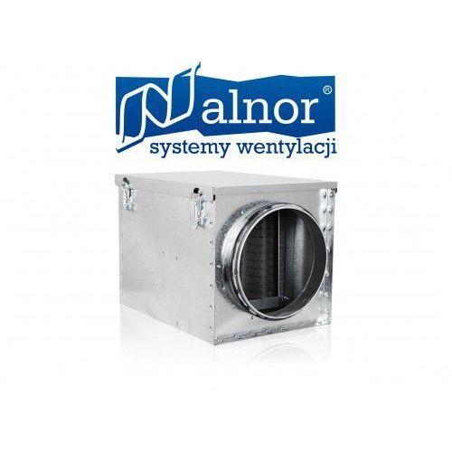 Alnor Filtr kanałowy, antysmogowy eu7 z filtrem wstępnym węglowym 100mm (mocarz-ca-100)