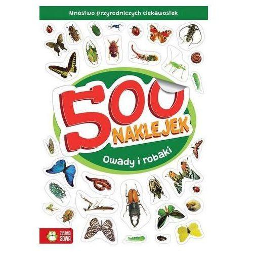 500 naklejek Owady i robaki - Jeśli zamówisz do 14:00, wyślemy tego samego dnia.