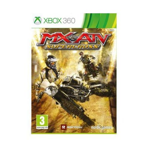 OKAZJA - MX vs ATV Supercross (Xbox 360)