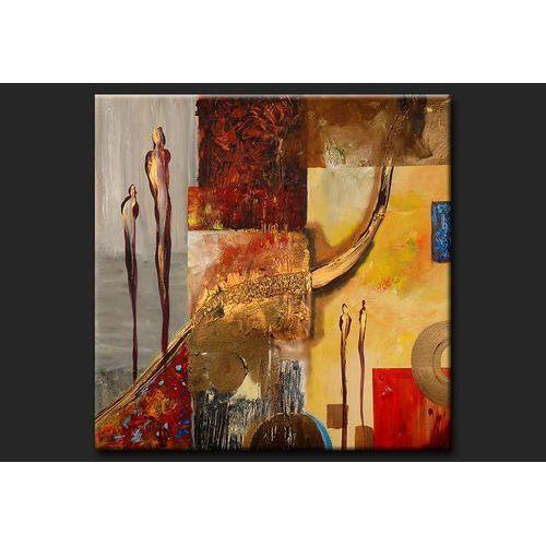 """obrazy nowoczesne """"abstrakcyjne postacie"""""""