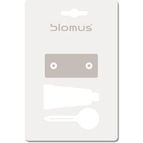 Zestaw nigdy więcej wiercenia na 2 uchwyty 68809 marki Blomus