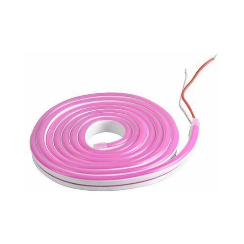 Polux Neon led ip65 2 m różowy