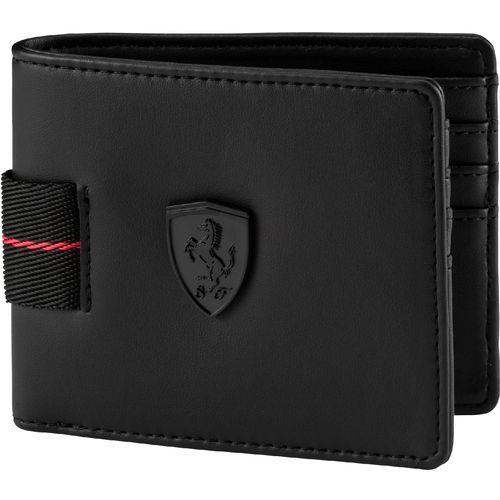 Puma portfel Ferrari LS Wallet M Black (4056207745103)
