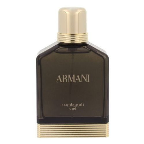 Eau de nuit oud - woda perfumowana marki Giorgio armani