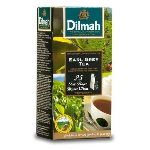 Herbata earl grey 20 szt - x03628 marki Dilmah
